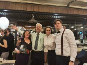 Eldira Hadžić, porodica2