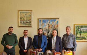 Posjeta SSŠ predstavnika Medžlisa Islamske zajednice iz Prijepolja dr Nadira Dacića I efendije Hamze Rovčanina