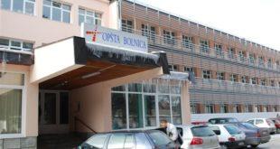 01 02 2011  Berane Pres konferencija Opsta bolnica i dom zdravlja Direktori Budo Dabetic Zuhra Hadrovic Foto Rabrenovic