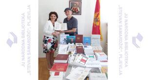 Donacija-knjiga
